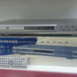 DVD и Blu-ray плееры - DVD плеер, 0