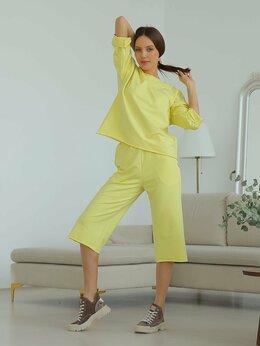 Блузки и кофточки - Джемпер короткий рукав спорт-шик, 0