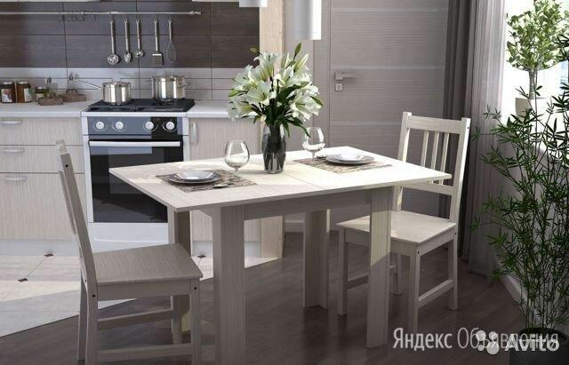 Стол Раскладной  по цене 2400₽ - Столы и столики, фото 0