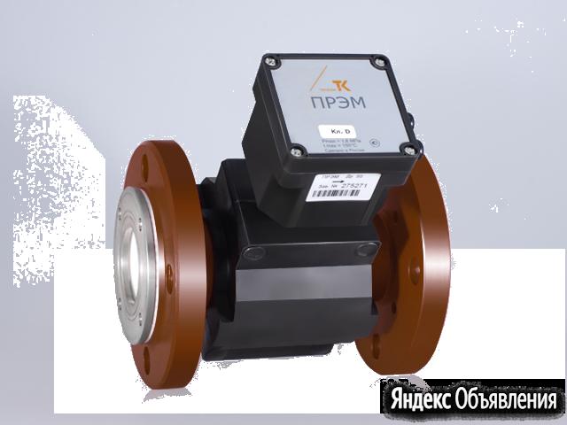 ПРЭМ Ду 20-ГС Кл. D расходомер электромагнитный F1=1 F2=0 6м3/ч по цене 22644₽ - Элементы систем отопления, фото 0