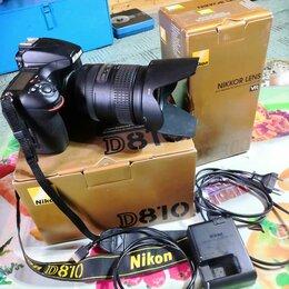 Фотоаппараты - Фотоаппарат NIKON D810, 0