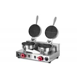 Сэндвичницы и приборы для выпечки - Вафельница Сегменты UWB-2 Foodatlas Eco, 0