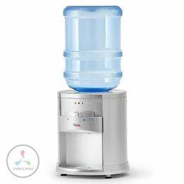 Кулеры для воды и питьевые фонтанчики - Кулер для воды TD-AEL-321 silver, 0