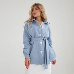 "Пальто - Рубашка-пальто ""Байкал"", 0"