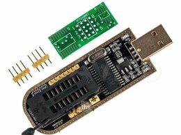 Программаторы - USB Программатор CH341A 25 SPI flash 24 eeprom, 0