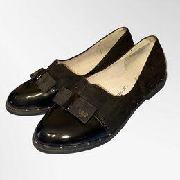 Балетки, туфли - туфли, лоферы, 0