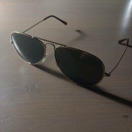 Очки и аксессуары - Очки солнечные зеленоватое стекло, 0