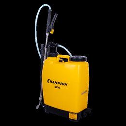 Электрические и бензиновые опрыскиватели - Опрыскиватель CHAMPION SL 16 рычажный, 0