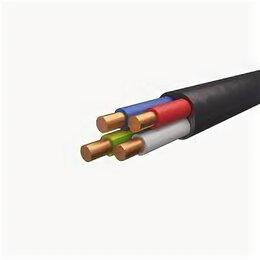 Кабели и провода - Кабель/Провод ввг нг(А) LS 4х95 гост, 0