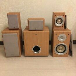 Комплекты акустики - Качественная деревянная акустика 5.1 LG LF-D6335, 0