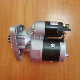 Электрика и свет - Стартер с редуктором 12В 2,7 кВт аналог Magneton, 9142780, TTB, 0