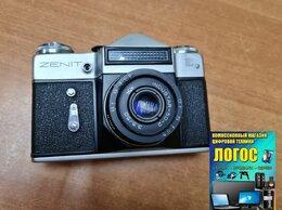 Пленочные фотоаппараты - Плёночный фотоаппарат Зенит-Е, 0