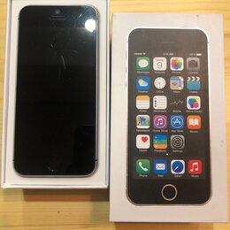 Мобильные телефоны - Смартфон apple iphone 5s 16 гб б/у, 0