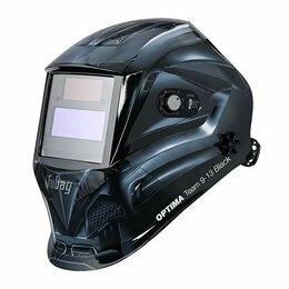 Маски и очки - Маска сварщика Fubag OPTIMA TEAM 9-13 BLACK 38074, 0
