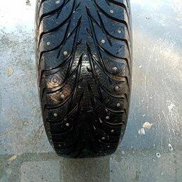 Шины, диски и комплектующие - Шина йокогама зимние шипованные ig35 1 шт новая, 0