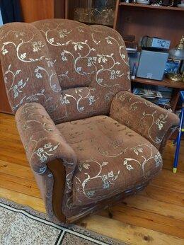 Диваны и кушетки -  Мягкая мебель- диван,  2 кресла, 0