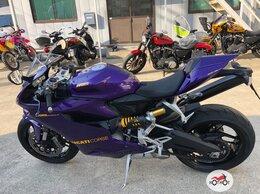 Модели - Мотоцикл DUCATI 899 Panigale 2015, ФИОЛЕТОВЫЙ…, 0