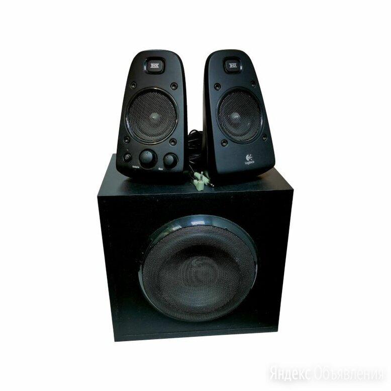 Колонки Logitech Z-623 по цене 7300₽ - Акустические системы, фото 0