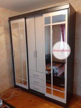 Шкафы, стенки, гарнитуры - Шкаф купе Маэстро с зеркалами , 0