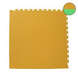 Коврики - Буто-мат ППЭ-2020 (1*1) желто-зеленый 12278, 0