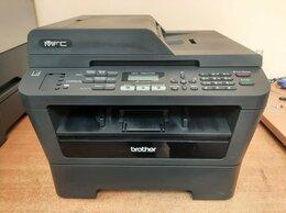 Принтеры и МФУ - Лазерное МФУ Brother MFC-7860DWR с Wifi , 0