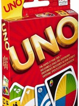 Настольные игры - Настольная карточная игра UNO Уно, 0