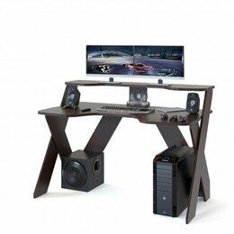 Компьютерные и письменные столы - Игровой компьютерный стол КСТ-117, 0