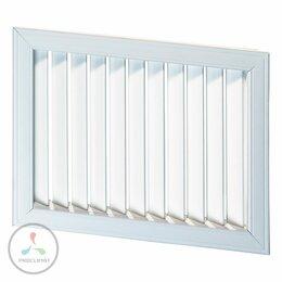 Входные двери - Решетка радиаторная VENTS НВН 300 х 900 бел., 0
