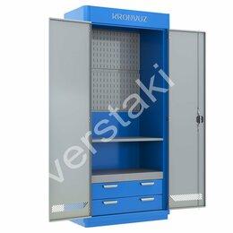 Шкафы для инструментов - Шкаф металлический для хранения инструмента…, 0