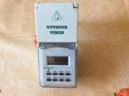 Товары для электромонтажа - Таймер включения электроприборов, 0