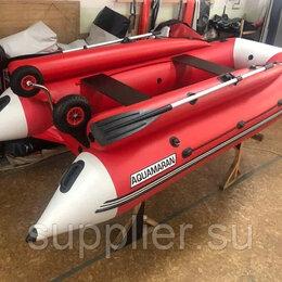 Моторные лодки и катера - Моторная лодка Аквамаран 350 НДНД под мотор до 18 л.с., 0