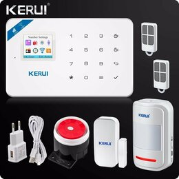 Системы Умный дом - Отличная GSM-сигнализация Kerui W18 WI-FI…, 0