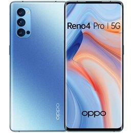 Дисплеи и тачскрины - OPPO Модуль (дисплей+тачскрин) для телефона Oppo Reno 4 Pro (Синий (Blue)), 0
