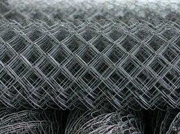 Заборчики, сетки и бордюрные ленты - Сетка Рабица 50х50/1,2х10м, 0
