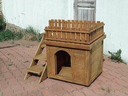 Лежаки, домики, спальные места - Домик для собак (кошек), 0