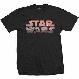 Футболки и майки - Футболка Star Wars - Tatooine Logo (L, XL) США, 0