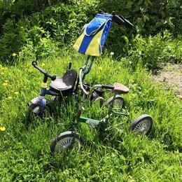 Трехколесные велосипеды - Детский велосипед на дачу, 0