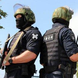 Полицейские и военные - ОМОН , 0