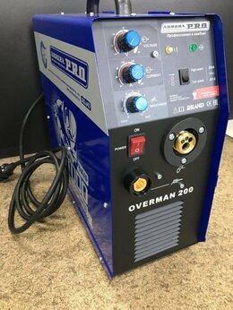Сварочные аппараты - Сварочный полуавтомат AuroraPro overman 200, 0