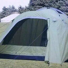 Палатки - Палатка четырехместная, 0