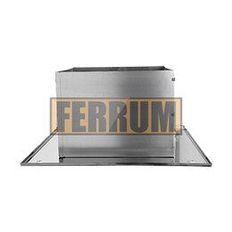 Спецтехника и навесное оборудование - Потолочно-проходной узел 200 (составной, 430/0,5) Феррум, 0