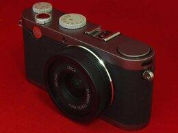 Фотоаппараты - Leica X1 (гарантия, чек), 0