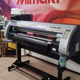 Полиграфическое оборудование - Печатно- Режущий Плоттер Mimaki CJV30-100, 0