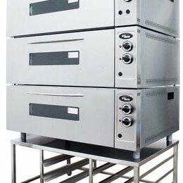Жарочные и пекарские шкафы - Шкаф жарочный GRILL MASTER ШЖЭ/3 22115, 0