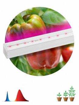 Аксессуары и средства для ухода за растениями - Линейный светильник красно-синего спектра Эра…, 0