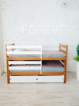 Кроватки - Кровать с выдвижным спальным местом, 0