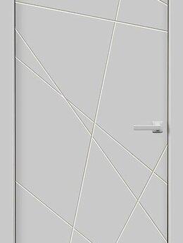 Межкомнатные двери - Двери эмалированные, 0