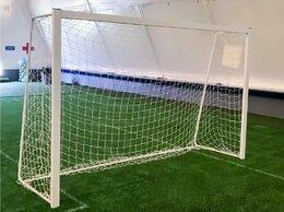 Аксессуары и принадлежности - Ворота тренировочные футбольные 3х2, 0