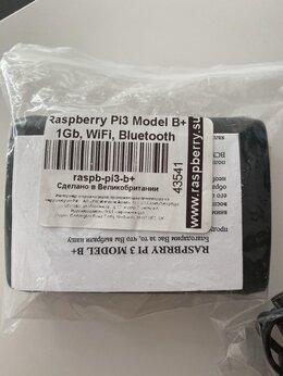 Настольные компьютеры - Микрокомпьютер Raspberry Pi 3 Model B+, 0
