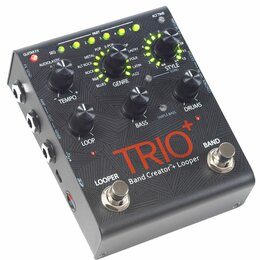Процессоры и педали эффектов - Digitech Trio+ Band Creator гитарная педаль,…, 0